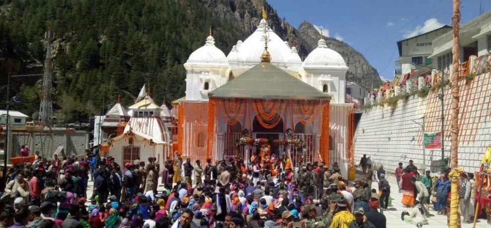 unknown fact about yamunotri gangotri dham
