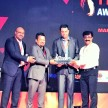 amar ujala won the flame award asia 2017 for best retail campaign