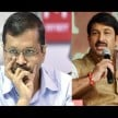 manoj tiwari talks about arvind kejriwal that he has gone mad because of popularity