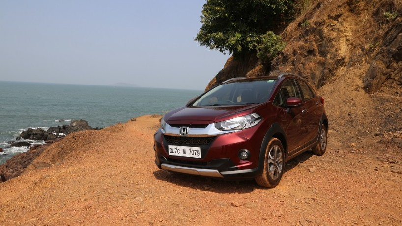 Honda wr-v drive review from goa, read and know about this hot hatchback
