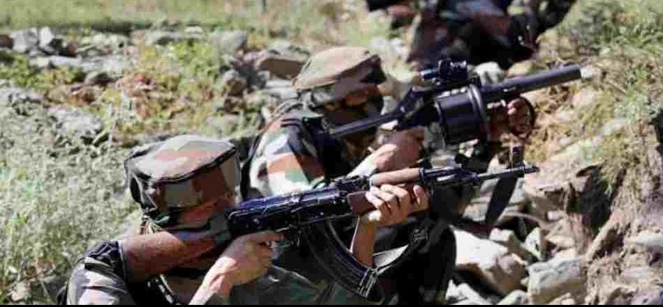 INFILTRATION BID FOILED IN GUREZ SECTOR