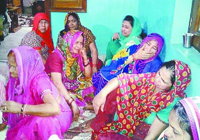 property dealer murder in modipuram