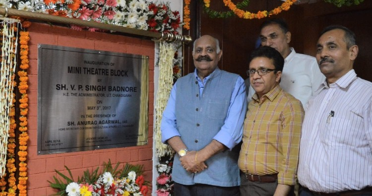 Administrator will start the project  in Tagore Theater