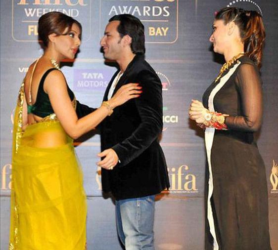 Kareena Kapoor And Bipasha Basu Fight On Ajnabee Set