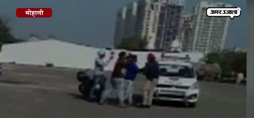 VIDEO OF POLICEMEN BEING THRASHED GOES VIRAL