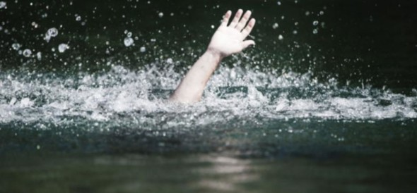 Student death due to drowning in Tavi