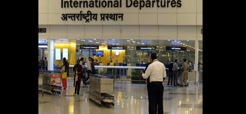Delhi airport cargo terminal cordoned off after suspicious material found, anti Bomb Squad on spot