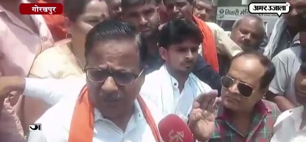 BJP MLA RADHA MOHAN DAS SPEAKS ABOUT ALCHOHAL SMUGGLING IN UP