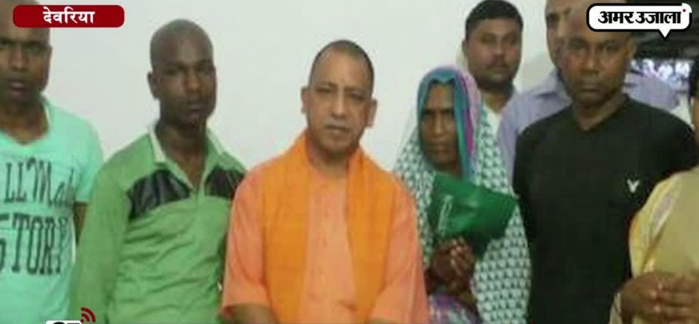 slain soldier prem sagars family insulted by up government in gorakhpur