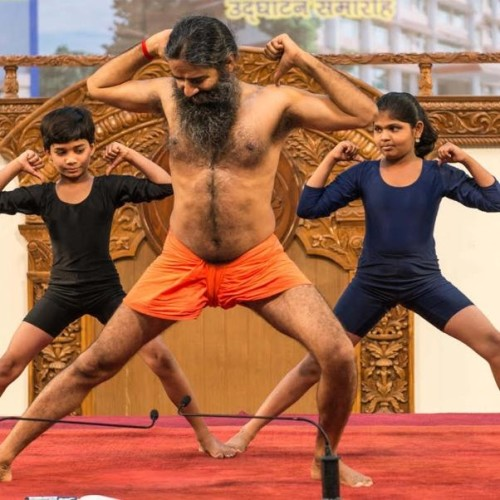 Baba Ramdev opened secret of learning yoga himself