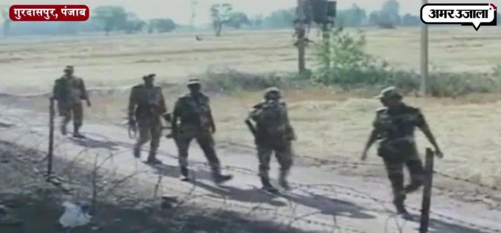 Pakistani Woman  intruder shot dead by BSF trying to infiltrate near gurdaspur Punjab