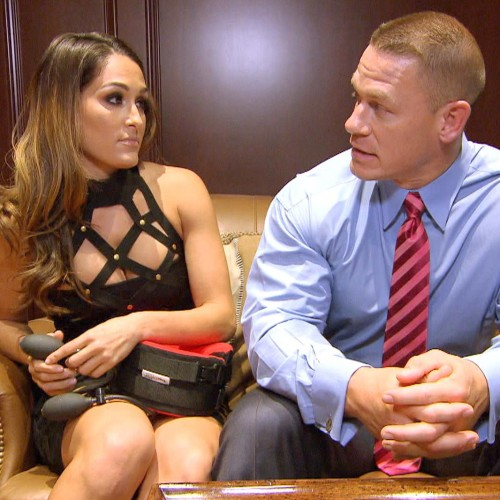 WWE Removes John Cena and Nikki Bella From Smack Down Live Theme Song Video