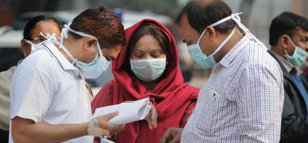 18 new patients of swine flu found in Lucknow.