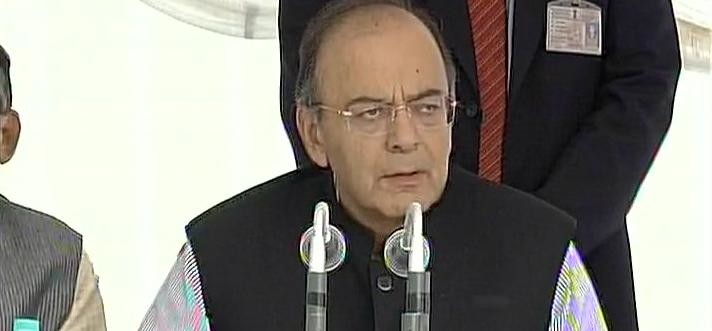 arun jaitley speaks in Srinagar