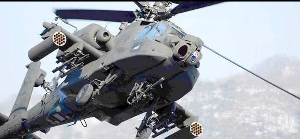 know about facities of american apache choppers which is going to hire by defence ministry for IAF