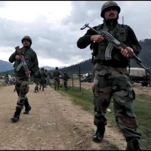 indian army can not reached barahoti to fight china