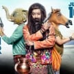 riteish deshmukh making chori ka poster with new style of promoting bank chor