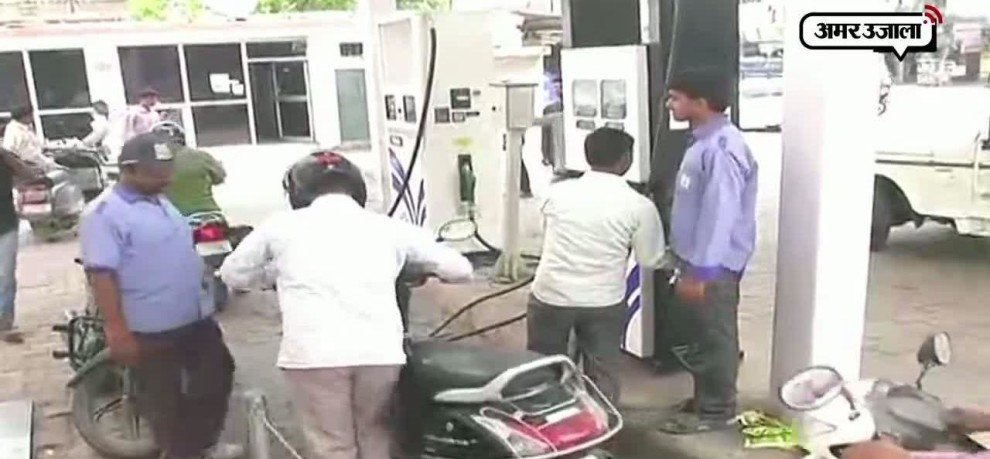 'NO HELMET NO PETROL' CAMPAIGN STARTED IN LUCKNOW