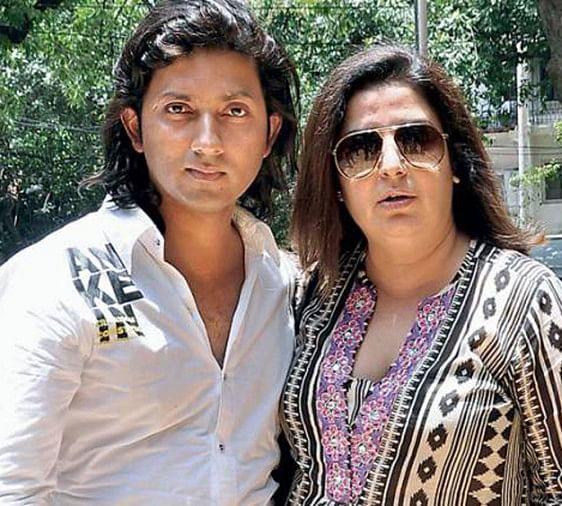 Image result for farah khan husband pic