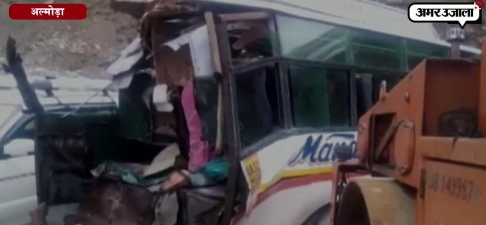 5 dead, 6 severely injured after boulder fall on bus in almora