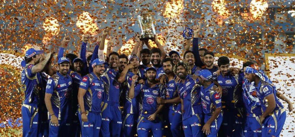 WWE COO Triple H congratulates Mumbai Indians and sends them a gift after IPL 10