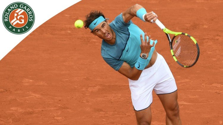 rafel Nadal become no one male tennis player after three years