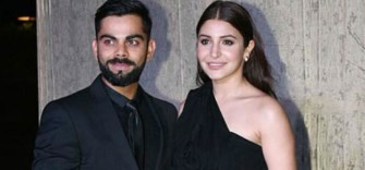 anushka sharma and virat kohli fashion style in parities see pics