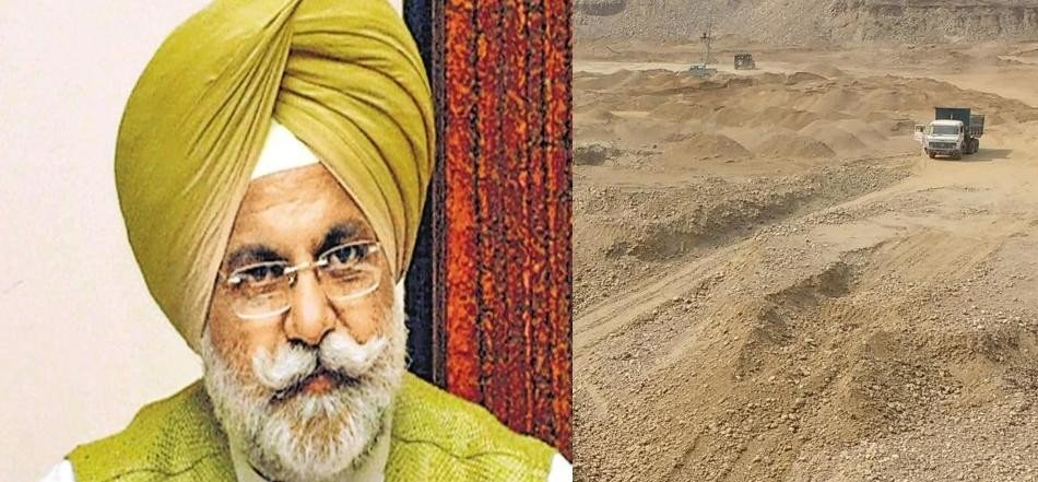 punjab minister cook owner of 26 crore sand minig
