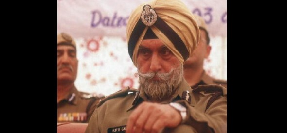 supercop kps gill last wish to demolish terrorism from jammu kashmir