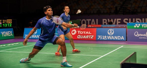 Sudriman Cup 2017: China Crashed Out India After Defeating it By 3-0