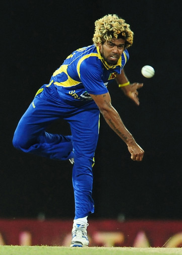 Video: Sri Lanka Pacer Lasith Malinga Turns Off-Spinner