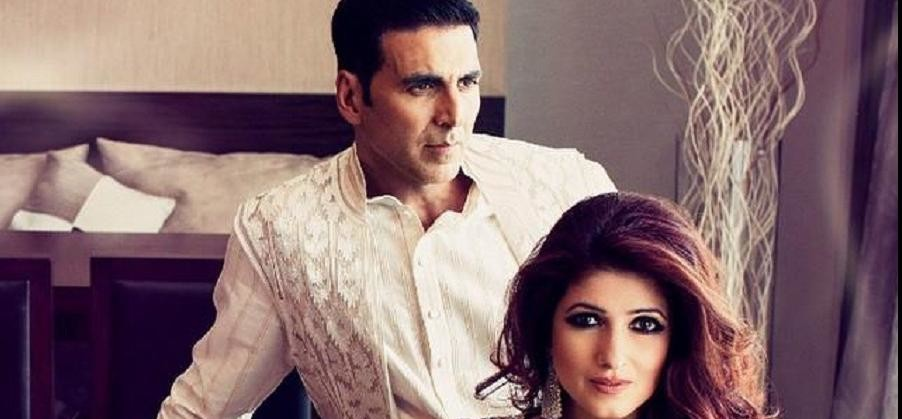 padman starrer akshay kumar crdited Twinkle Khanna and mother in law dimple kapadia for stylish look
