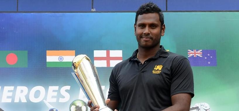 Sri Lanka doesn't mind 'underdog' tag at Champions Trophy says  Angelo Mathews