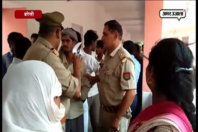 searching of baby thief in the district hospital in bareilly