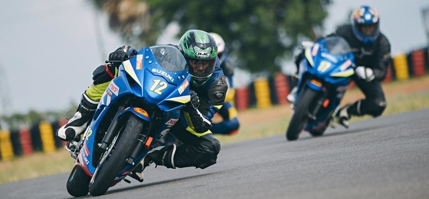 JK Tyre ties up with Suzuki, will create new opportunities in two-wheeler racing