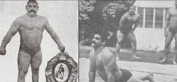 Salman Khan's first TV series on the Great Gama, a wrestler who never defeated by anyone