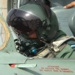 Indian Air Force Chief BS Dhanoa Flies MiG-21