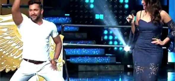 Choreographer Terence lewis oops moment video goes viral