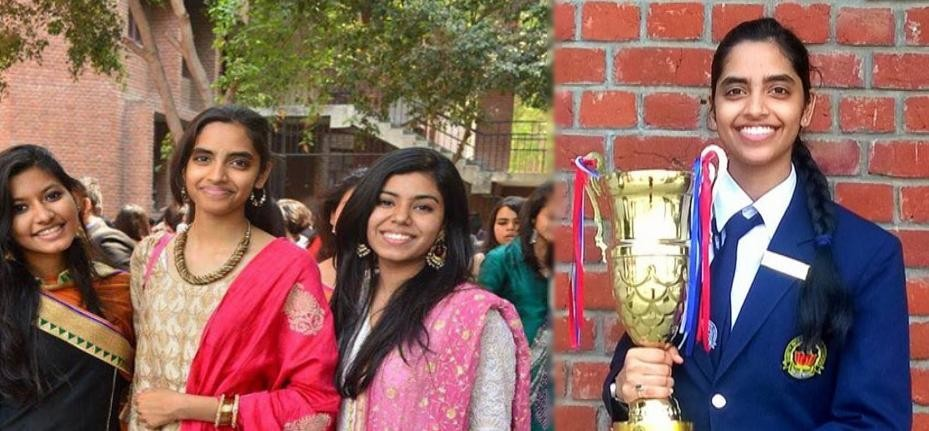 CBSE 12th topper-2017 Raksha Gopal student of Amity International School Noida   profile