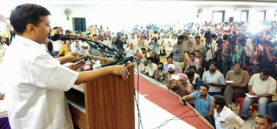 arvind kejriwal in punjab, 10 things you need to know