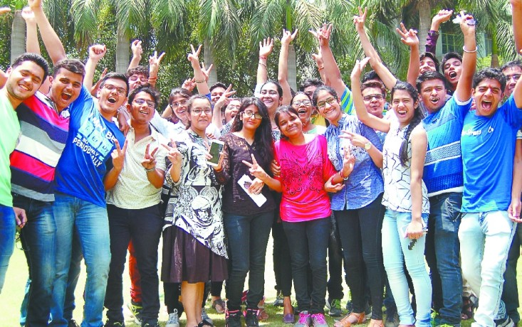 cbse 12 result in 2017