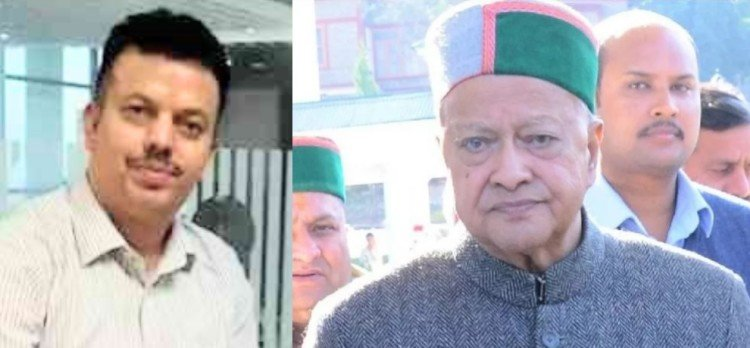 CBI raid bribe case joint director connection with Himachal CM virbhadra singh