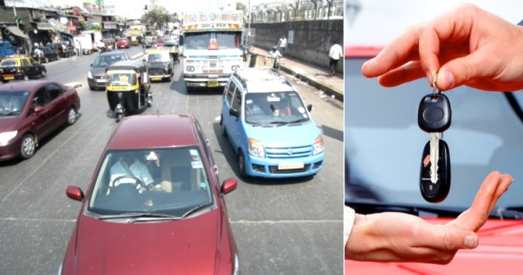 Now you can apply online for vehicle registration