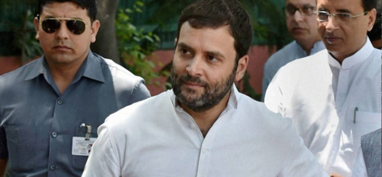 sources says Rahul gandhi likely to take over as party chief in december