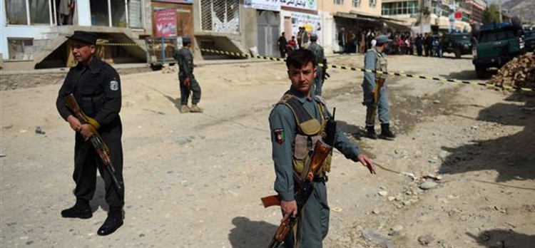 three consecutive explosions went off in Khair Khan area of capital Kabul