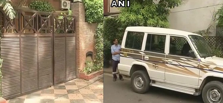 CBI confirms raids going on at Co-Founder of NDTV Prannoy Roy's residence in Delhi