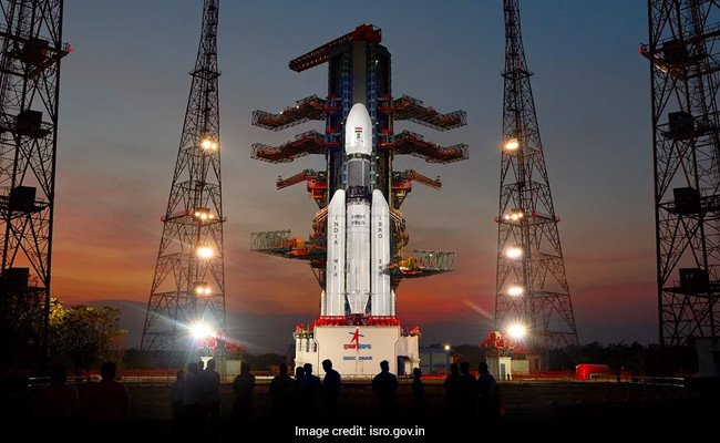 Isro launches India's most powerful rocket GSLV-Mk III today from Shriharikota