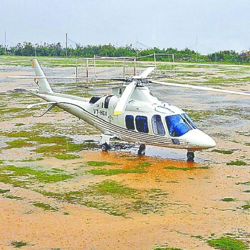 HELICOPTER FARES REDUCED AT VAISHNO DEVI TRACK