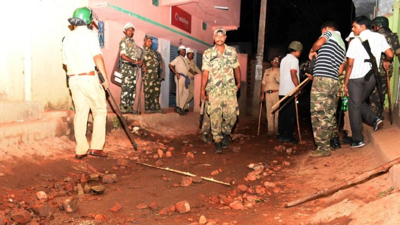 communal clash in Ranchi, police arrest 93 people