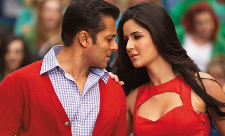 salman khan is the most caring boyfriend for iluliya vantur and katrina kaif